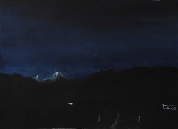 painting of 01_night_in_the_mackenzie_country