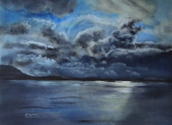 painting of skye_light