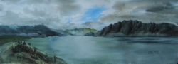 painting of 30_lake_tekapo_from_mt_john