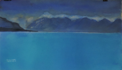 painting of lake_pukaki_i