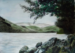painting of loch_lomond
